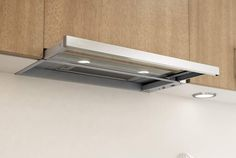 View the Zephyr ZPI-E30A290 290 CFM 30 Inch Wide Europa Under Cabinet Range Hood with Retractable Visor from the Pisa Collection at VentingDirect.com.