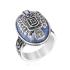 GDSTAR antique ring Vampire Diaries Damon Ring High Qu ty Guangzhou Jewelry Store Man