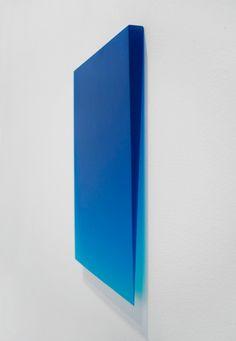 Peter Alexander Royal Blue Drip (First). Sculpture Art, Sculptures, Modern Art, Contemporary Art, Installation Art, Art Forms, Signage, Glass Art, Art Photography
