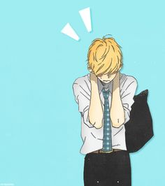 Mamura looks so cute when he's embarrassed but then again he looks cute no matter what mood he is in *(*´∀`*)☆