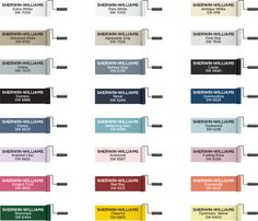 Spring 2015 Color Palette