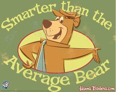 Yogi - Smarter than the average bear