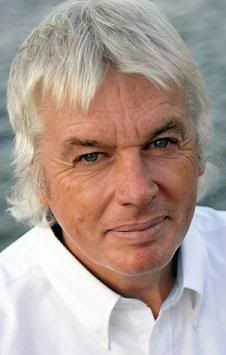 David Icke (b 1952) is an English writer and public speaker.  At the heart of his theories lies the idea that a secret race of reptilian humanoid descendants run by Anunnaki reptilians from the Draco constellation, called the Babylonian Brotherhood, live inside the earth, controls humanity, and that many prominent figures are reptilian.  Icke writes that the Anunnaki have crossbred with human beings, and their hybrid DNA allows them to shapeshift when they consume human blood.