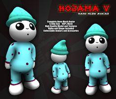 [LR]Kodama 5 - Nano Mesh Avatar (boxed)