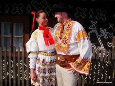 Hello all, Today I will talk about one of the most colorfully embroidered costumes of Slovakia, That of the village of Čičmany and v. Costumes Around The World, Folk Clothing, Folk Embroidery, The Shining, Folk Costume, Traditional Outfits, Kimono Top, Sari, European Countries