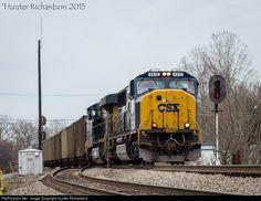 Erwin Tennessee, Csx Transportation, Trains, Train
