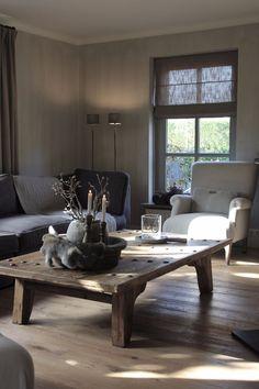 Interieuradvies - Frieda Dorresteijn Interior Concept, Interior Design, Country Living Decor, Swedish Decor, Living Spaces, Living Room, House Inside, White Rooms, Home And Living