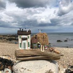 Back to where I found the original driftwood! Have a look at my etsy shop - sale starts tomorrow 20% off selected pieces! - simply click link in bio. #driftwood #sculpture #beach #seaside #artwork #etsyshop #beachcomber #northeast #driftwoodcottage