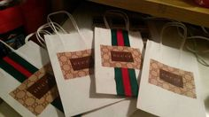 Gucci this, Gucci that, Gucci everything!  | CatchMyParty.com