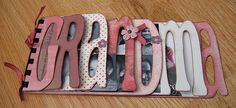CUTE!! Website of fun crafty ideas..