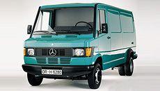 Mercedes-Benz France - Chronique - 1955-1994