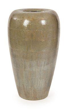 """Tiago Tall Floor Vase 30""""""""h x 18.25""""""""d"""