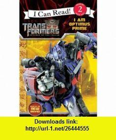 I Am Optimus Prime (Turtleback School  Library Binding Edition) (Transformers Revenge of the Fallen (Prebound)) (9780606051811) Jennifer Frantz, Guido Guidi , ISBN-10: 0606051813  , ISBN-13: 978-0606051811 ,  , tutorials , pdf , ebook , torrent , downloads , rapidshare , filesonic , hotfile , megaupload , fileserve