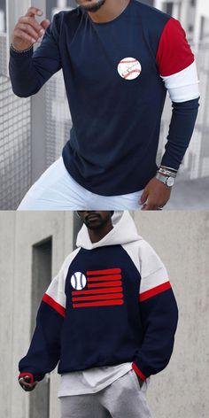 Sale Clothes, Hooded Sweatshirts, Hoodies, Spring Shirts, Polo T Shirts, Jacket Men, Winter Coat, Men Fashion, Street Style