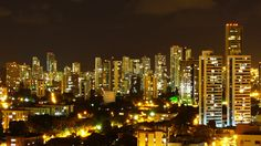 North zone of Recife at night. #Recife #Pernambuco #Brasil #Brazil