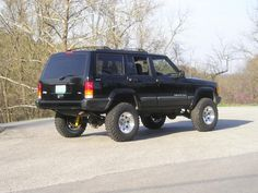 "RE 3.5"" Super-Ride w/ 31x10.5R15 - XJ lift setups (read first post before replying!!!) - Page 4 - JeepForum.com"