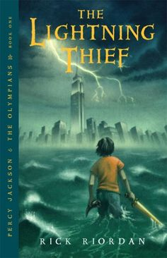 Percy Jackson and the Olympians #1The Lightning Thief