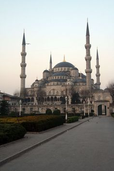 Sultan Ahmet Camii (Blue Mosque), Istanbul, Turkiye.