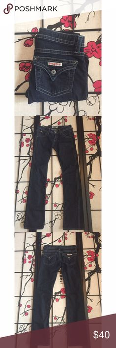 Hudson Straight Leg Jeans Measurements - Waist 14in / Inseam 31in / Length 38in Jeans are in like new condition. 💕 Hudson Jeans Jeans Skinny