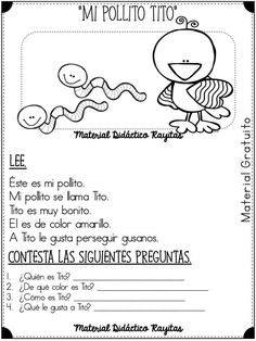 Lecturitas con animales | Profe Yano Preschool Learning Activities, Speech Therapy Activities, Speech Language Therapy, Speech And Language, Classroom Activities, Spanish Lessons For Kids, Teaching Spanish, Learning Sight Words, Learn English