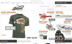 Deans-fishing-shop.ch wurde als OSCommerce Shop erstellt mit diversen individuellen Modifikationen ausgestattet. Innert wenigen Tagen Top Ergebnisse bei Google.
