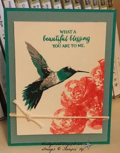 Windy's Wonderful Creations, Rose Wonder, Picture Perfect, Stampin' Up!