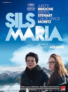 Clouds of Sils Maria (titled simply as Sils Maria in Europe) is a 2014 drama by Oliver Assayas staring starring Juliette Binoche, Kristen Stewart and Chlo& … Sils Maria, Juliette Binoche, Film Movie, Film 2014, Chloë Grace Moretz, Kristen Stewart Movies, Cloud, Brazil, Movie Posters