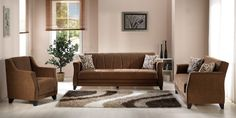 Brown and Beige Living Room | living room, Beige And Brown Living Room Color With Cream Wall ...