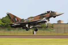 Royal Air Force Eurofighter Typhoon FGR4 ZK349-GN-A (BoB Anniversary Jet - Flt Lt J Nicolson VC 249 Squadron) - RAF Coningsby 2