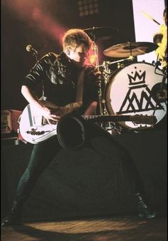 Patrick of Fall Out Boy