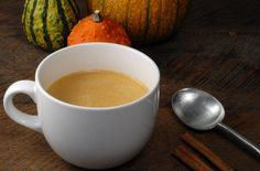 How to make a pumpkin spice latte. Delish!