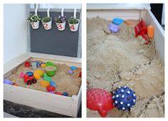 balkony sandbox