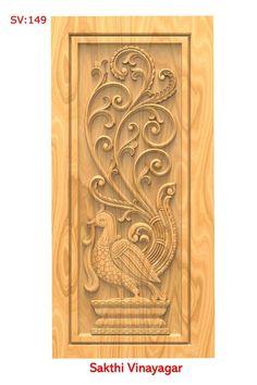 Single Door Design, Front Door Design Wood, Modern Wooden Doors, Wood Doors, Wooden High Chairs, Carved Wood Wall Art, Door Design Interior, Wood Carving Designs, False Ceiling Design
