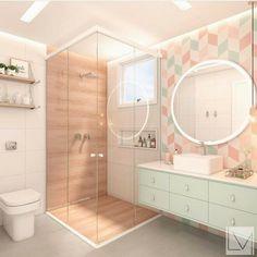 Room Design Bedroom, Girl Bedroom Designs, Home Room Design, House Design, Simple Bedroom Design, Bedroom Decor, Bad Inspiration, Bathroom Inspiration, Bathroom Design Luxury