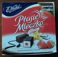 Esmeralda ze smakiem: Tort czekoladowy z ptasim mleczkiem