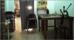Cocuan, inside the workshop 1