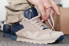 Image of Frank The Butcher Talks Sneaker Design & the Reebok 30th Anniversary Classic Leather