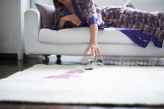 Don't ruin date night with thinking how you'll get this out, Clean All Cleaners wants to ensure that your area rugs stay clean and in the best possible condition. The best thing to do at a time like this is trusting the professionals!