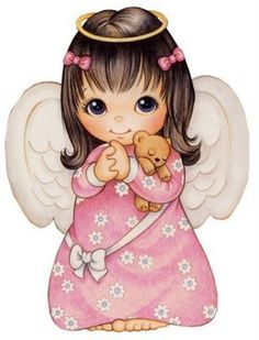 Love & hug Quotes : Angel hugs - Quotes Sayings Angel Pictures, Cute Pictures, Angel Images, Angel Clipart, Illustration Mignonne, I Believe In Angels, Little Blessings, Angels Among Us, Love Hug