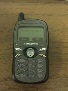 Panasonic - Blue (Unlocked) Cellular Phone for sale online Mobiles, Vintage Phones, Phones For Sale, Telephone, Smartphone, Galaxy Note, Childhood Memories, Iphone Wallpaper, Chalkboard