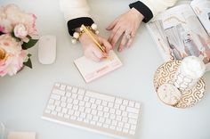 Office Tour: Julie Savage-Parekh, Strawberry Milk Events | Page 3 of 15 | Glitter Guide