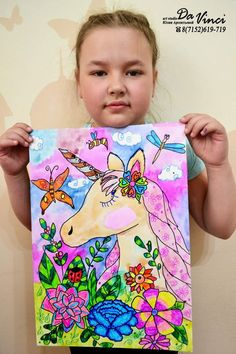 66 Trendy Fun Art Projects For Kids Schools Lesson Plans Drawing Lessons For Kids, Art Drawings For Kids, Art For Kids, Cool Art Projects, Projects For Kids, Kindergarten Art Projects, Unicorn Art, Art Lessons Elementary, Spring Art
