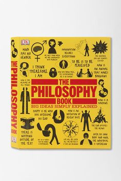The Philosophy Book By DK Publishing  #UrbanOutfitters