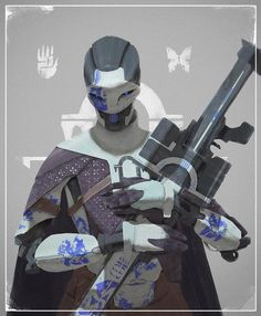 All about Destiny The epic from Bungie. Destiny Fallen, Destiny Gif, Destiny Hunter, Destiny Bungie, Character Concept, Character Art, Concept Art, Cry Anime, Anime Art