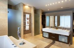 Yael K Designs   Projects - bathroom