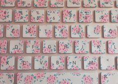 Billedresultat for macbook sticker Keyboard Stickers, Keyboard Cover, Computer Keyboard, Macbook Keyboard Decal, Computer Skins, Macbook Desktop, Laptop Accessories, Home Accessories, Ideias Diy