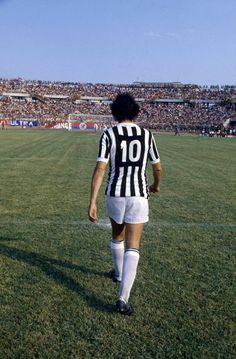 Michel Platini, Juventus FC, 1982-1987.
