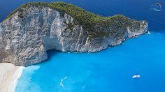 plaje vassilikos zakynthos Water, Travel, Outdoor, Porto, Greece, Gripe Water, Outdoors, Viajes, Destinations
