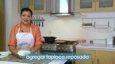 Dulce de tapioca