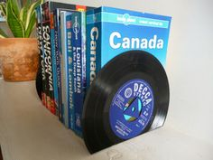 How to Recycle: Recycled Vinyl Record Crafts